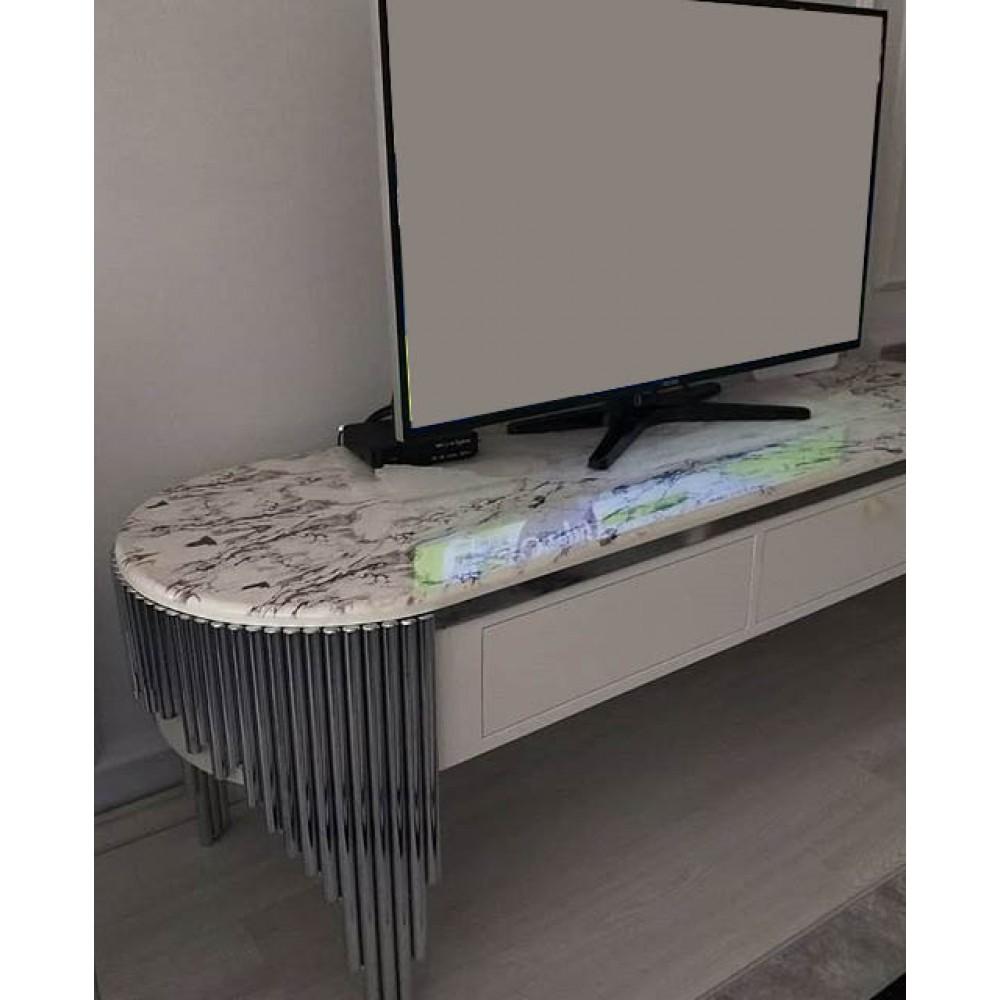 Metal Ayak Tv Sehpası