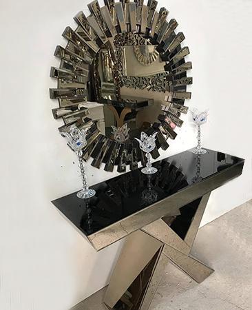 Bronz Ayna Dresuar 1