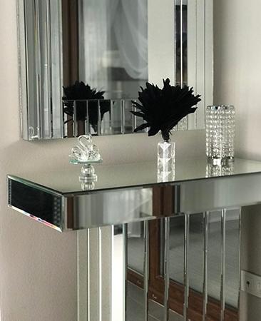 Gümüş Ayna Dresuar 2