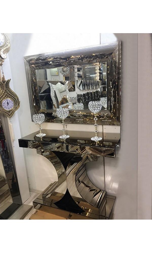 Bronz Ayna Dresuar 6