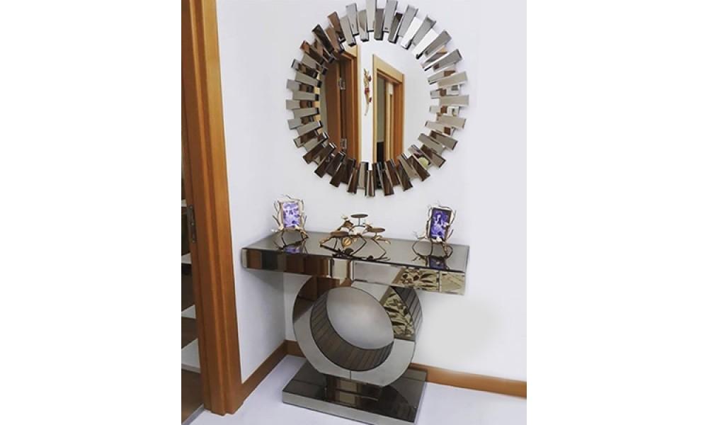 Gümüş Ayna Dresuar 5