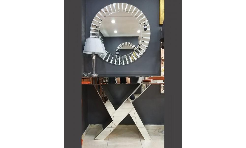 Gümüş Ayna Dresuar 06