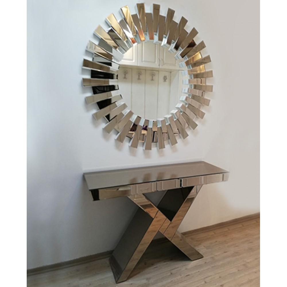 Bronz Ayna Dresuar 4
