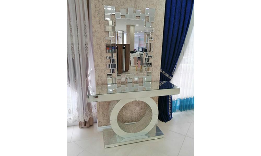Gümüş Ayna Dresuar 6