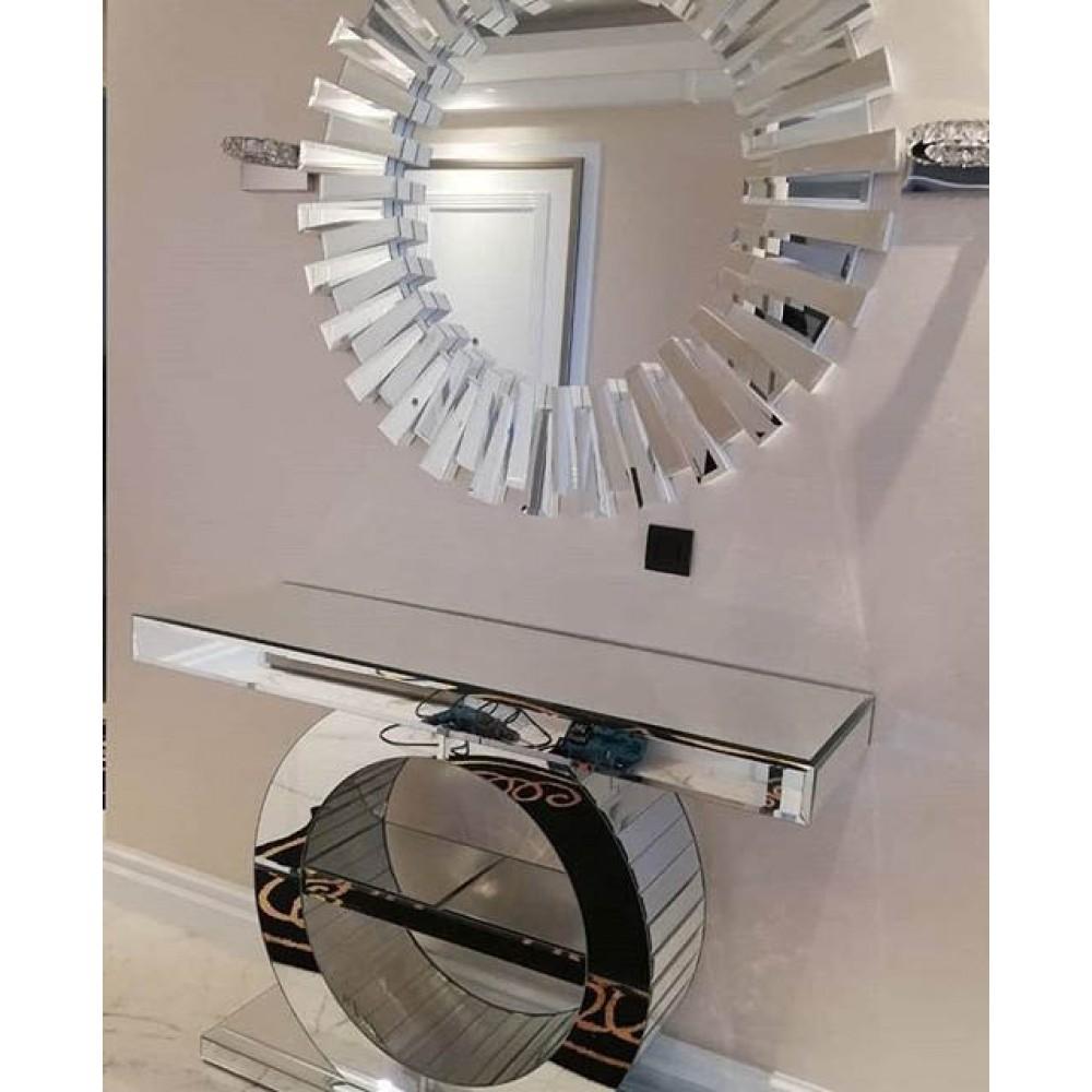 Gümüş Ayna Dresuar 4
