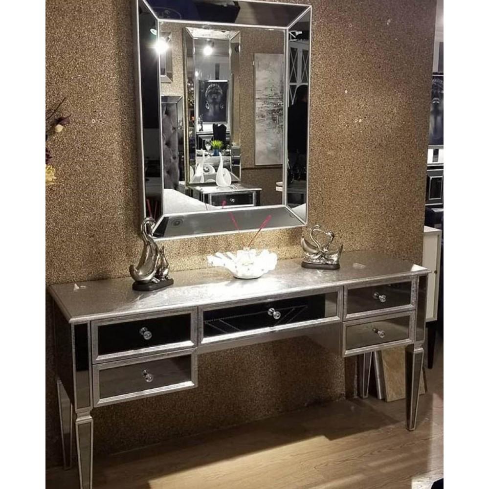 Gümüş Ayna Dresuar 7