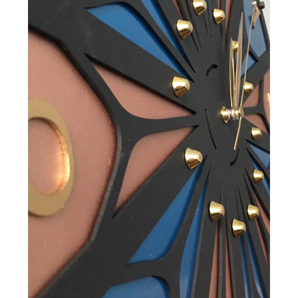 Kayı Çiçeği - Özel Tasarım Konsept Saat