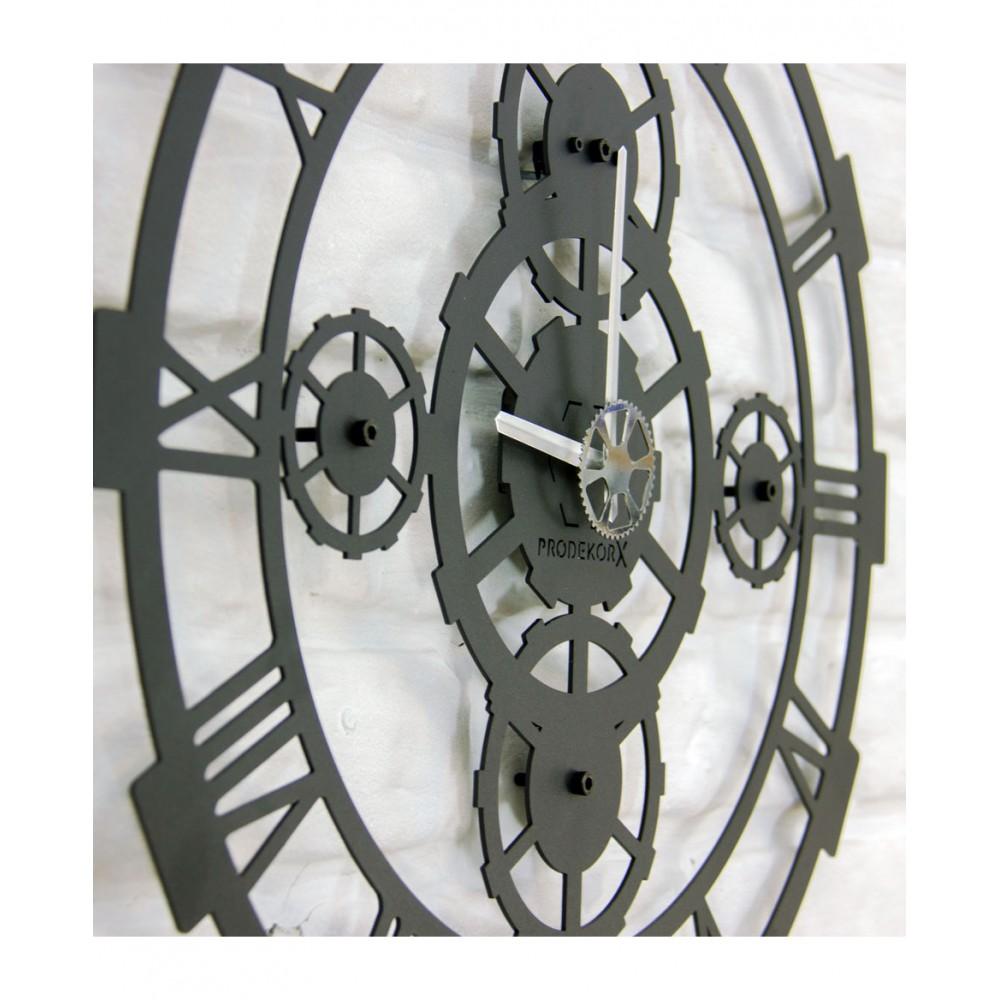 Metal Saat - Wheel