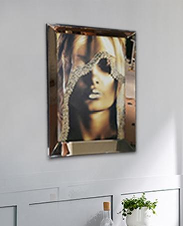 Bronz Ayna Tablo 1