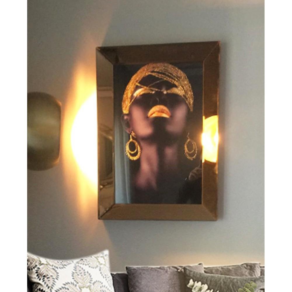 Bronz Ayna Tablo 3