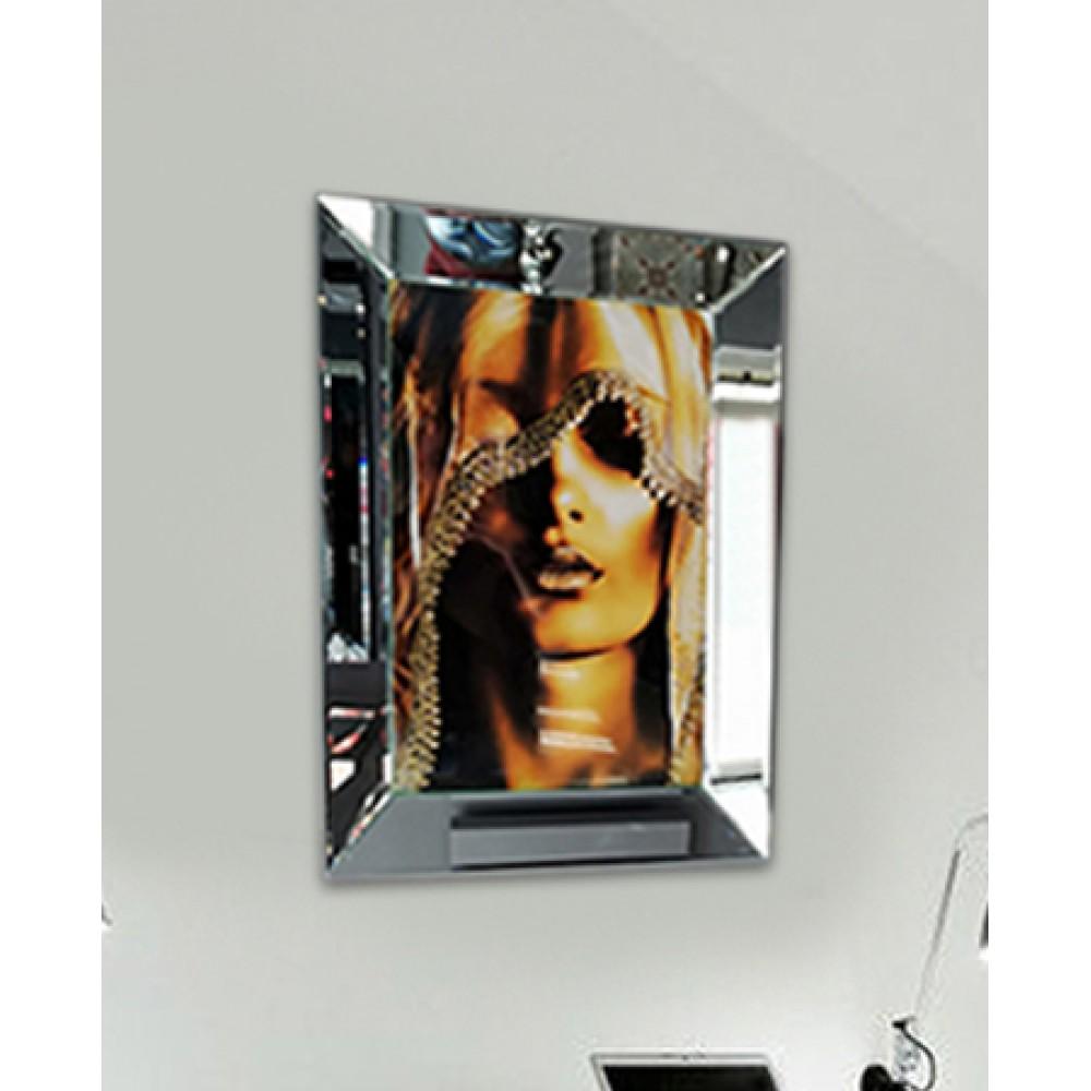 Gümüş Ayna Tablo 1