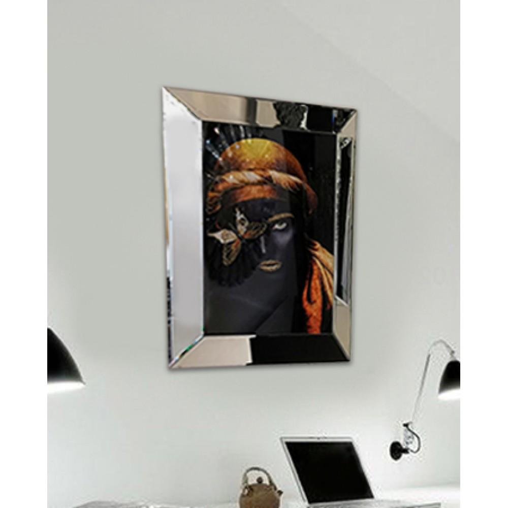 Gümüş Ayna Tablo 3