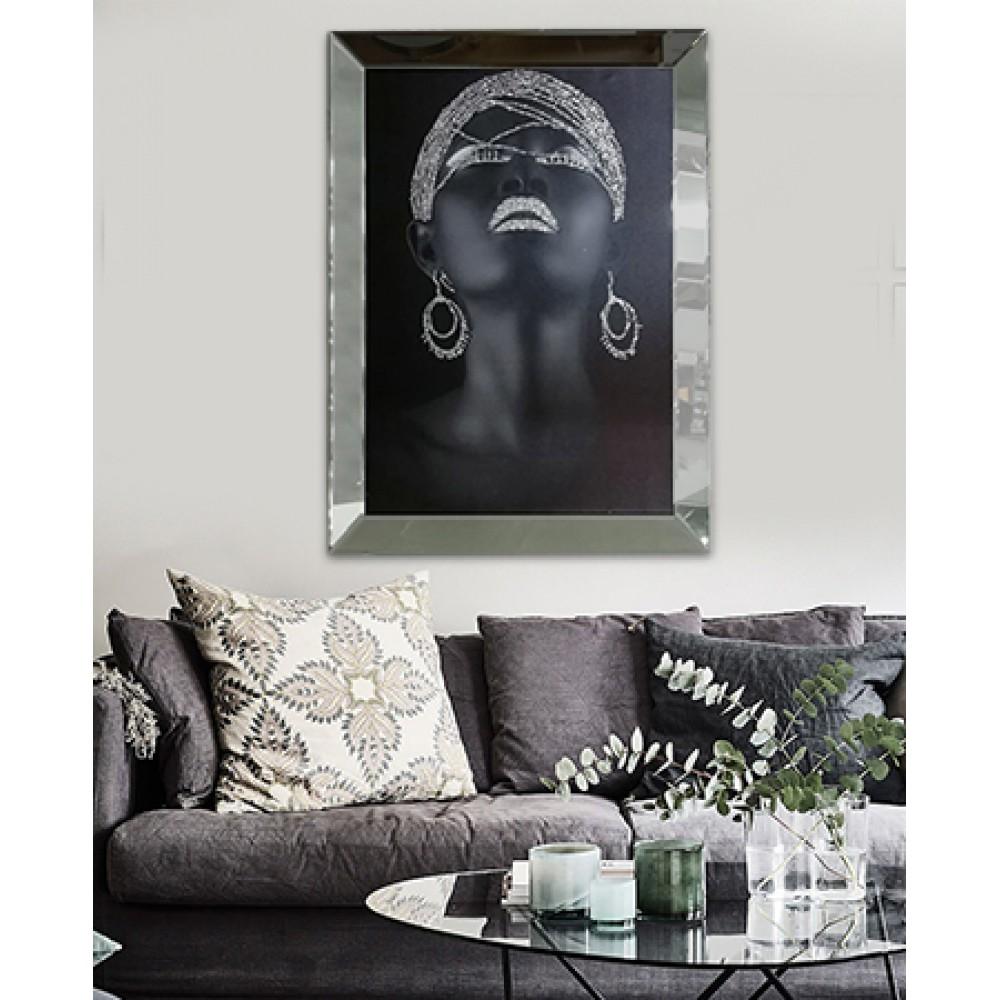 Gümüş Ayna Tablo 5